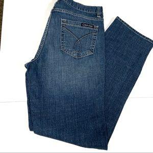 Denim - Calvin Klein straight leg jeans